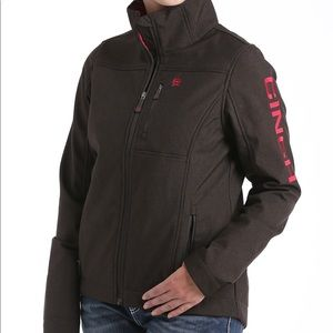 CINCH WOMENS CONCEALED CARRY BONDED JACKET